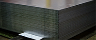 Metal sheets cropped
